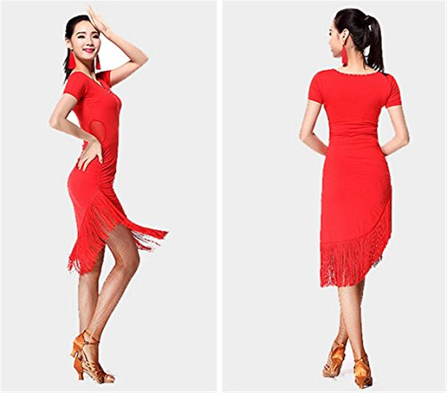 Sula Couleurs Robe Femmes Red Coulent De Les Danse Plus Ding x68nWXFEX