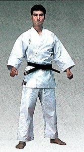 ミツボシ 空手衣 選手用 K300 サイズ:4 (上下セット) K-30004