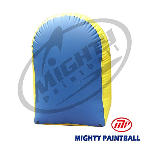 MP Tombstone Shape Inflatable Air Bunker, Medium