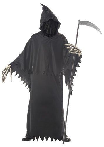 Adult Grim Reaper Deluxe Costume