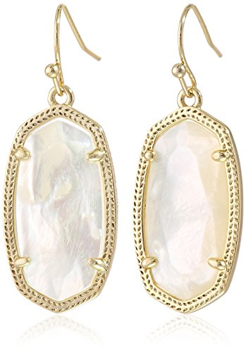 Of Turquoise Pearl Earrings Mother (Kendra Scott