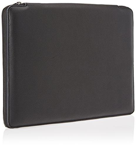 Piquadro Ac4101w86 - Bolso de mano Unisex adulto negro