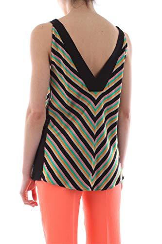 Rosaria Nero Donna Pinko Rosaria Camicia Donna Nero Pinko Camicia U7qnxR7