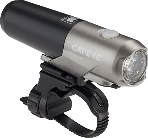 CAT EYE - Volt 300 Rechargeable Headlight with Helmet Mount ()