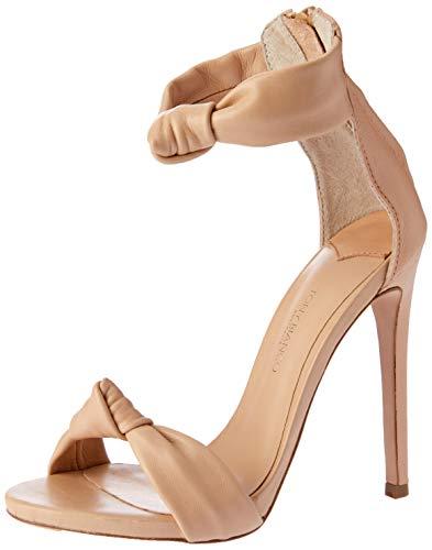 Tony Bianco Anabelle Womens Sandals - Leather Open Toe Sandal Set On Stiletto Heels