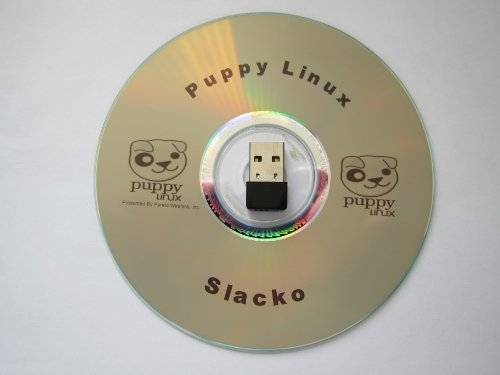 Puppy Linux 802 11n 150Mbps Adapter