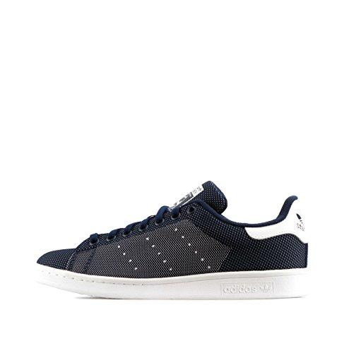 Scarpe Da Ginnastica Adidas Originali Uomo Smith Weaving Mens Running Sneakers Blu Scuro Af4380