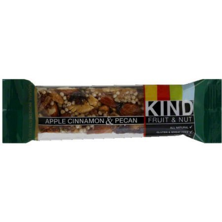 KIND Fruit & Nut Apple Cinnamon & Pecan Snack Bar 1.4 oz (Pack of 12)