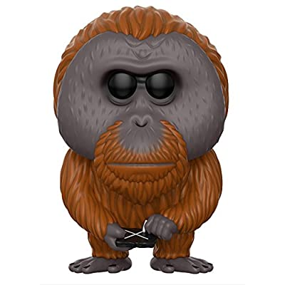 Funko POP Movies War for The Planet of The Apes Maurice Action Figure: Funko Pop! Movies:: Toys & Games