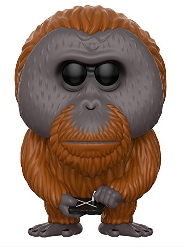 Funko POP Movies War for The Planet of The Apes Maurice Action Figure
