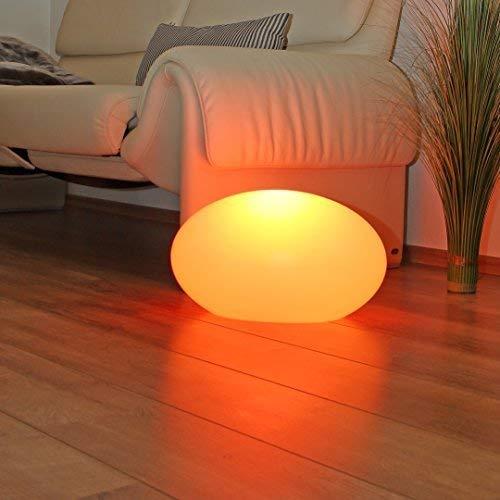 Boule Pour 4w Ovale Led Couleur De Rgb Changement Lampadaire Lampe Y9IDHbeWE2