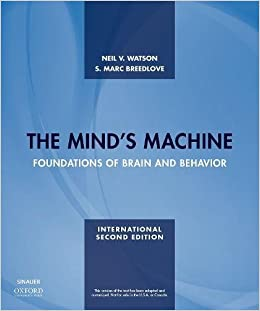 Foundations of Brain and Behavior The Minds Machine