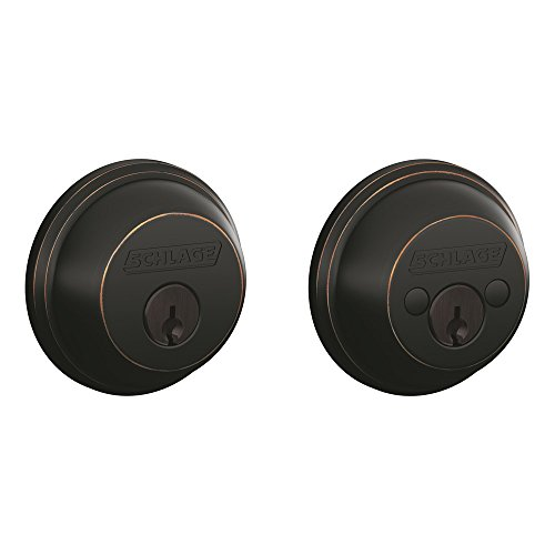 How to buy the best schlage double cylinder deadbolt?