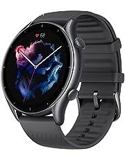 """Lançamento em 14th novo amazfit gtr 3 preto gtr3 GTR-3 smartwatch 1.39 """"amoled display alexa built-in gps relógio inteligente para android ios"""