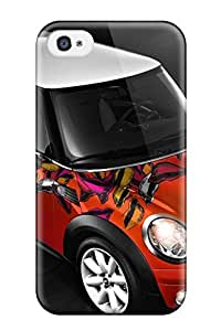 Fashion Protective Vehicles Car Case Cover For Iphone 4/4s
