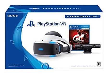PlayStation VR - Gran Turismo Sport Bundle