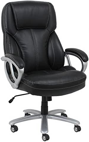 Amazoncom Big and Tall Desk Chairs Chairs Sofas Office
