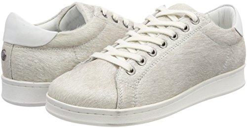 Leather Damen Sneaker Silber Maruti Nena Silver Misty Hairon q18ptS