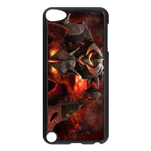 iPod Touch 5 Case Black Dota2 CHAOS KNIGHT 82You419038
