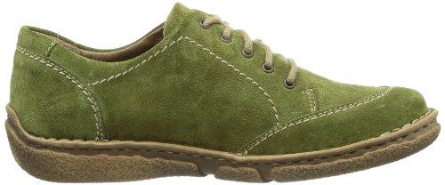 Josef Seibel Schuhfabrik GmbH Neele 02 - Zapatos con cordones de cuero mujer verde - Grün (jade 991)