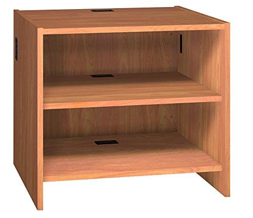 Ironwood Adjustable Shelf Unit, 32'', Oiled Cherry
