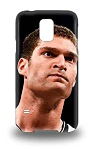 Awesome Case Cover Galaxy S5 Defender Case Cover NBA Brooklyn Nets Brook Lopez #11 ( Custom Picture iPhone 6, iPhone 6 PLUS, iPhone 5, iPhone 5S, iPhone 5C, iPhone 4, iPhone 4S,Galaxy S6,Galaxy S5,Galaxy S4,Galaxy S3,Note 3,iPad Mini-Mini 2,iPad Air )