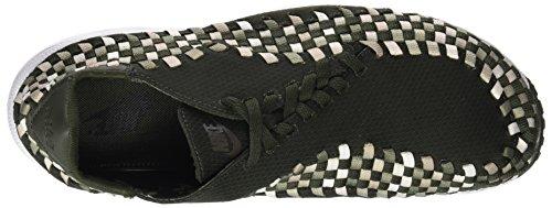 Nike Air, Chaussures de Gymnastique Homme Vert (Sequoia/Lt Orewood Brn-sail-white)