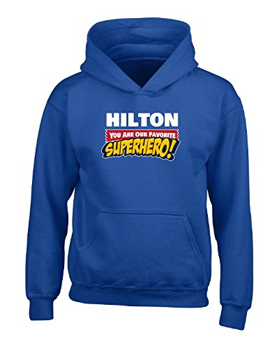 hilton-you-are-our-favorite-superhero-first-name-boys-hoodie-kids-xl-royal