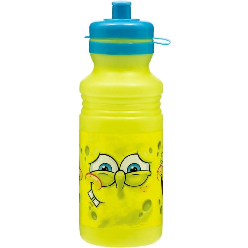 1 X SpongeBob SquarePants Water Bottle by Amscan