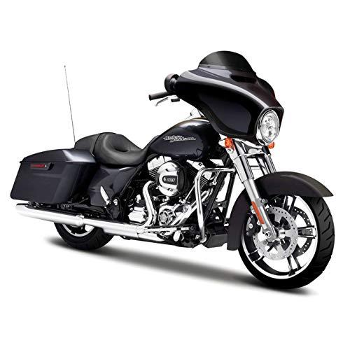 Moto Harley Davidson - Street Glide 2015 - 1/12 - Maisto