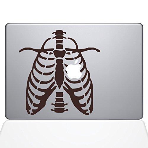 2019人気新作 The Decal [並行輸入品] Guru Ribcage Apple Heart 15 Macbook Decal - Vinyl Sticker - 15 Macbook Pro (2016 & newer) - Brown (0223-MAC-15X-BRO) [並行輸入品] B0788H1XDD, YOSHIKI P2インターネットショップ:c4c02f10 --- a0267596.xsph.ru
