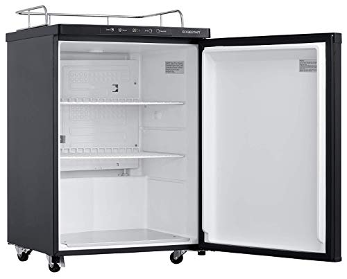 EdgeStar BR3002SS 24 Inch Wide Kegerator Conversion Refrigerator for Full Size Keg - Stainless Steel by EdgeStar (Image #7)