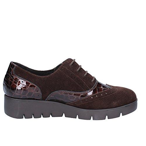 pour SUSIMODA à 37 Chaussures lacets ville Femme nbsp; de qZxYr7wtZ