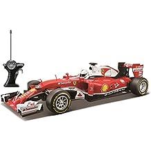 Maisto 1:14th Ferrari F16-H Sebastian Vettel R/C