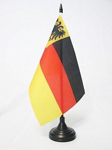 AZ FLAG Bandera de Mesa de la CONFEDERACIÓN GERMÁNICA 1815-1866 ...