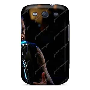 Samsung Galaxy S3 Dmv2524GAab Custom HD Metallica Pictures Shock Absorbent Cell-phone Hard Cover -MansourMurray