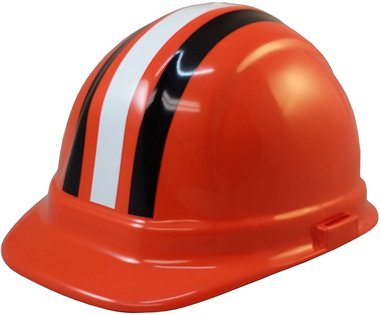 16276ac8e22 Image Unavailable. Image not available for. Color  Texas American Safety  Company Cleveland Browns Hard Hats