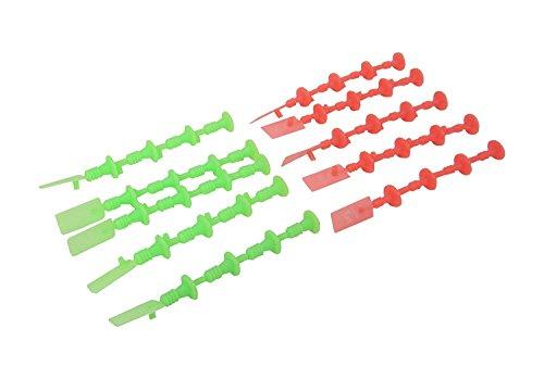(Estes Mini Igniter Plug, Orange/Green)