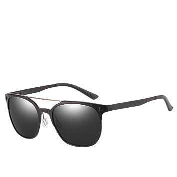 AAMOUSE Gafas de Sol Gafas de Sol Unisex de Aluminio con ...