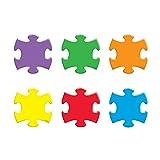 ARGUS Puzzle Pieces Mini Accents, 36 per Package (T-10805)