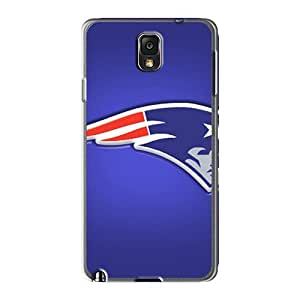 High Quality Mobile Cases For Samsung Galaxy Note 3 With Custom Fashion New England Patriots Series JohnPrimeauMaurice