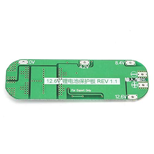 Yongse 3S 20A Li-ion Lithium Battery 18650 Charger PCB BMS Protection Board 12.6V Cell by Yongse (Image #4)