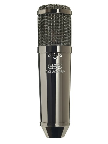 CAD Audio GXL3000BP Condenser Microphone, (Pro Dual Diaphragm Studio Condenser)