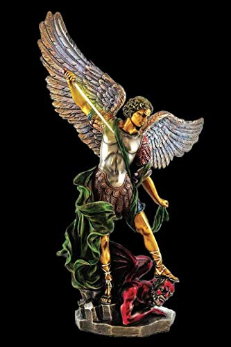 St. Michael the Archangel: Blank Lined Notebook, Journal or Diary
