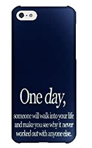 New Diy Design One Day Theme Cellphone Cases For Iphone 5c