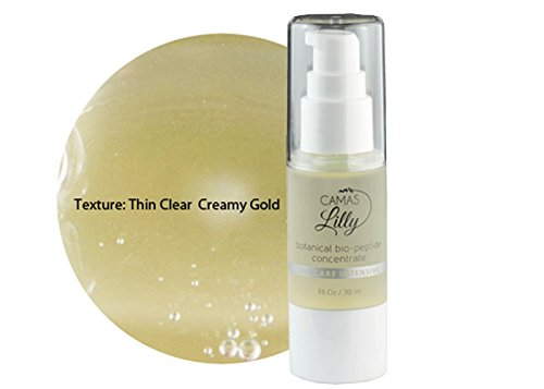 - Botanical Bio-Peptide Concentrate (Pump) 1 fl oz pH 6.0 - For all skin types, especially for aging, environmentally damaged and wrinkled skin
