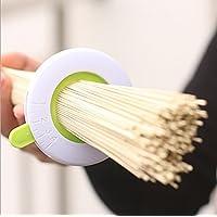 Likar Medidor de espaguetis ajustable pasta medida Noodle porciones controlador limitador