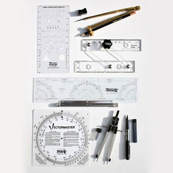 Weems & Plath Professional Mariner's Kit