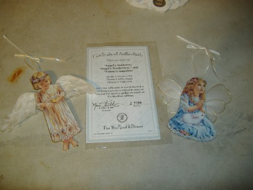 Heaven's Little Angels Ornament Collection 3rd Set -