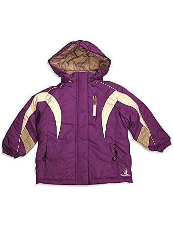 Amazon.com: Rugged Bear - Little Girls' Hooded Winter
